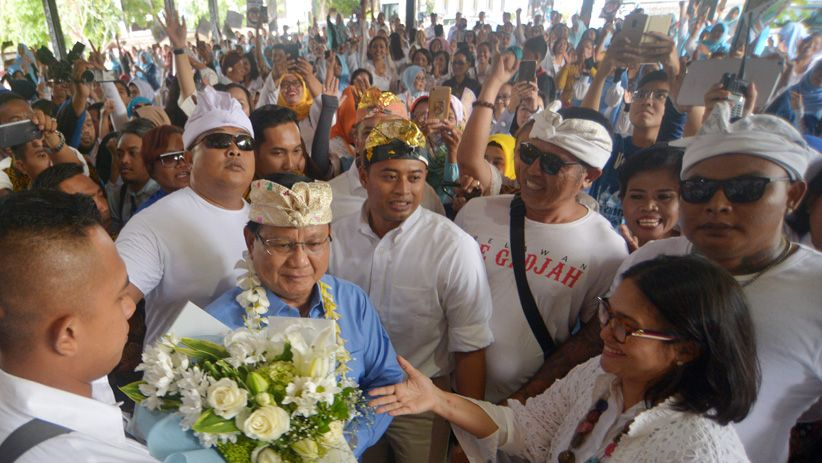 Bila terpilih ini program 100 hari kerja Prabowo-Sandiaga