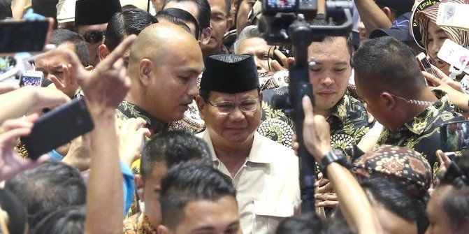 Prabowo sebut tak cari kekayaan pribadi, Siap serahkan kekayaannya