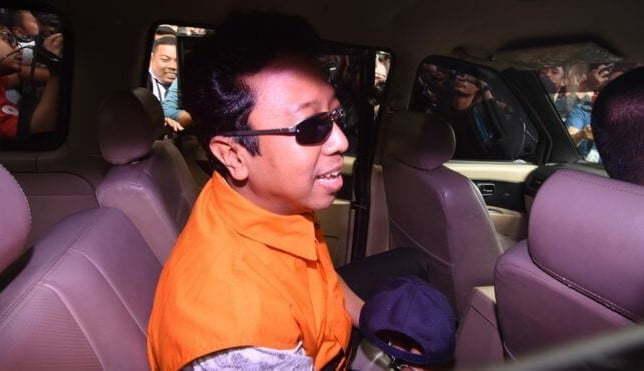 Romahurmuziy ditahan,Jokowi yakin tak pengaruhi elektabilitas