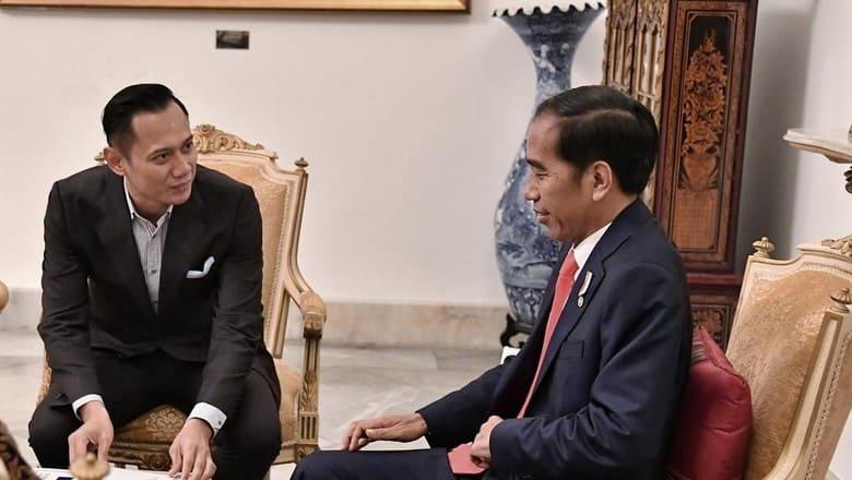 AHY buka peluang gabung Jokowi, Prabowo kecewa