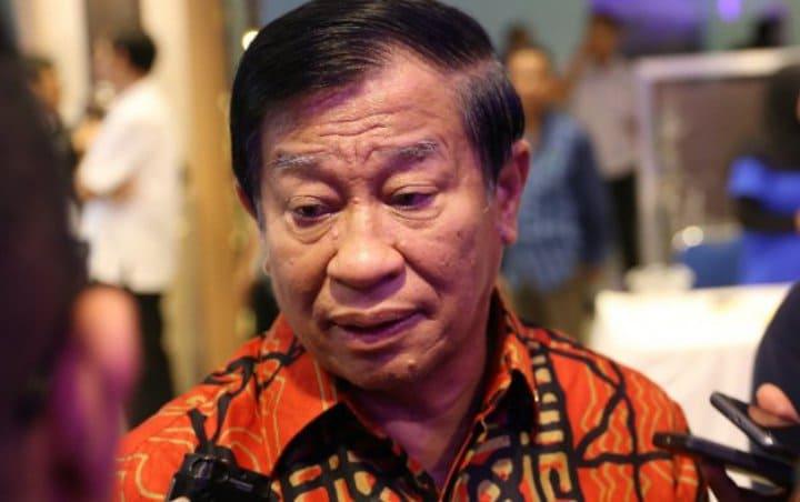 Tidak ada revolusi direzim Jokowi kata Agum Gumelar