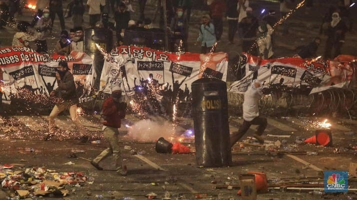 Kerusuhan 22 Mei 2019 Indonesia