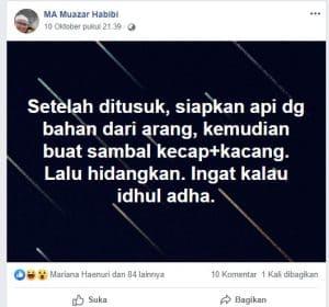 Dosen Unram dilaporkan