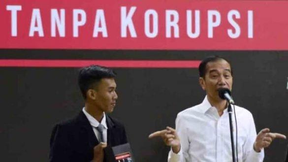 Jokowi Setuju Hukum Mati Koruptor