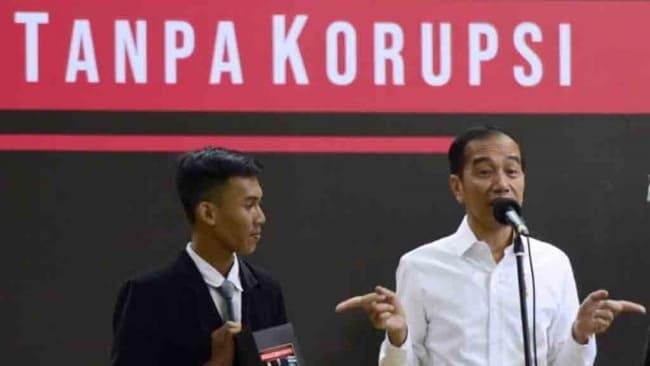 Asal Rakyat Mau, Jokowi Setuju Hukum Mati Koruptor