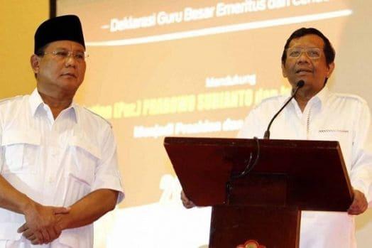 Jadi Menhan, Kini Prabowo Jadi Jenderal Penurut